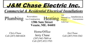 J&M Chase Electric, Inc