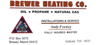 Brewer Heating Co.